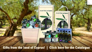 Gifts from the land of Cyprus